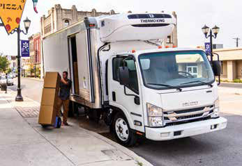 грузовой исузу ТО