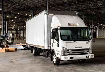 сервис грузовиков Исузу NPR 75