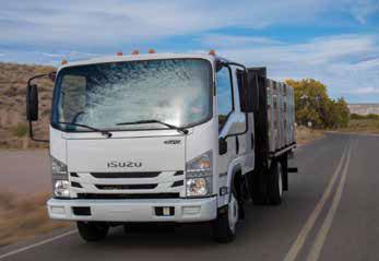 ремонт грузовиков Исузу